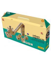 Cuboro - Cugolino Hit - Holzkugelbahn