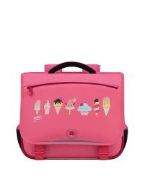 Delsey - Bookbag Ice Cream – Pink