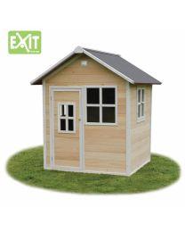 Exit - Loft 100 Natur - Holzspielhaus