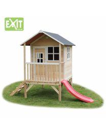 Exit - Loft 300 Natur - Holzspielhaus