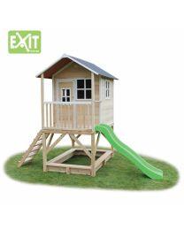 Exit - Loft 500 Natur - Holzspielhaus