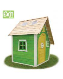 Exit - Fantasia 100 Grün - Holzspielhaus
