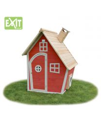 Exit - Fantasia 100 Rot - Holzspielhaus