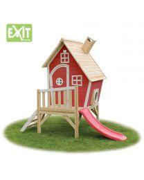 Exit - Fantasia 300 Rot - Holzspielhaus
