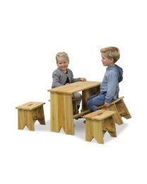 Exit - Junior Picknickset Xl - Holz