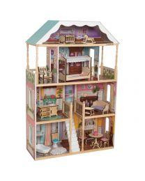 Kidkraft - Charlotte Dollhouse - Hölzernes Puppenhaus