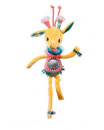 Lilliputiens - Zia Dancing Giraffe Rassel