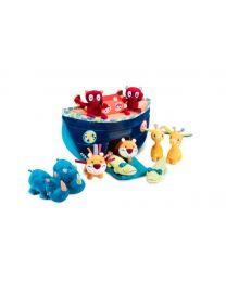Lilliputiens - Meine erste Arche Noah - Kleinkind-Spielzeug