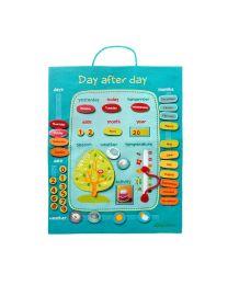 Lilliputiens - Kalender Day After Day - En - Kalender für Kinder