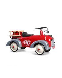 Baghera - Speedster Retro-Feuerwehrauto - Laufauto