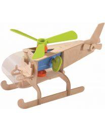 Haba - Baupaket Helikopter - Holz
