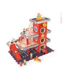 Janod - Feuerwehrstation Holz