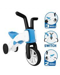 Chillafish - Bunzi Blau - Kunststoff-Laufrad