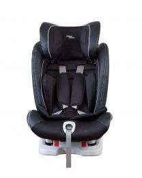 Childhome - Isokid Autositz Isofix - Schwarz