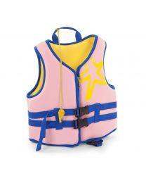 Childhome - Neopren Schwimmweste - Rosa - 2 bis 3 Jahre