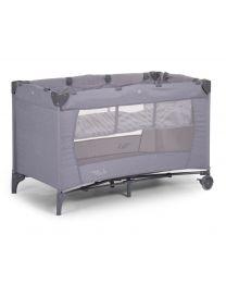 Childhome - Reisebett mit Rädern - 60x120 cm - Grau