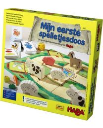 Haba - De Grote Spelletjesverzameling - Meine ersten Spiele