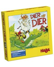 Haba - Dier Op Dier - Partyspiel