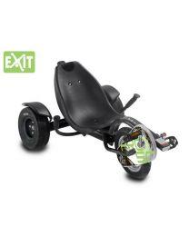 Exit - Dreirad Carver Triker Pro 50 Black - Liegerad