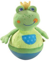 Haba - Stehauffigur Frosch - Baby Spielzeug