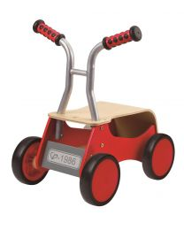 Hape - Little Red Rider - Laufrad aus holz - Rot