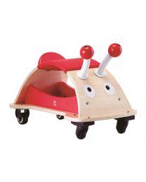 Hape - Bug About - Laufauto aus Holz - Rot