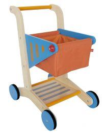Hape - Shopping Cart - Einkaufswagen aus holz