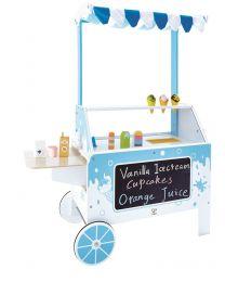 Hape - Ice Cream Emporium - Kinderküche aus holz