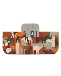 Hape - Ark - George Luck - Holzpuzzle
