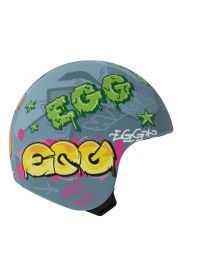 EGG - Skin Igor – M - Fahrradhelmabdeckung – 52-56cm
