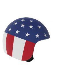 EGG - Skin Liberty – M - Fahrradhelmabdeckung – 52-56cm