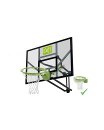Exit - Galaxy Wall-mount System (+ Dunkring) - Basket