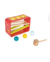 Janod - Frappa Ball Tatoo – Geschicklichkeitsspiel