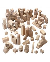 Haba - Bauklötze Extra Großes Basispaket - Holz