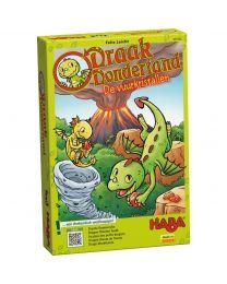 Haba - Draak Dondertand - De Vuurkristallen - Meine ersten Spiele