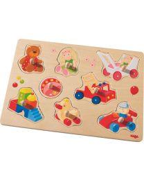 Haba - Greifpuzzle Meine Ersten Spielzeuge