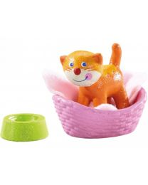 Haba - Little Friends - Puppenhauspuppe Katze Kiki