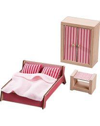 Haba - Little Friends - Möbel Schlafzimmer