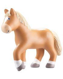 Haba - Little Friends - Puppenhauspuppe Pferd Leopold