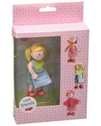 Haba - Little Friends - Puppenhauspuppe Feli