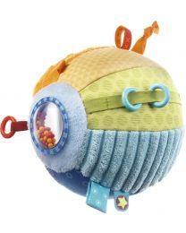 Haba - Entdeckerball Kunterbunt - Baby Spielzeug