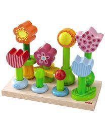 Haba - Steckspiel Blumengarten