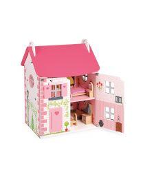Janod - Puppenhaus Mademoiselle - Holz