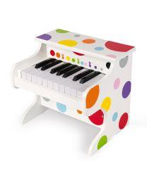 Janod - Konfetti Mein Erstes Piano Elektronisch