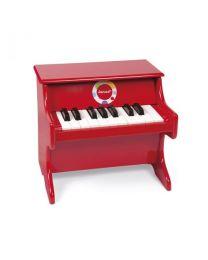 Janod - Konfetti Piano Rot