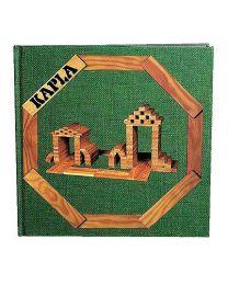 Kapla - Bausteine - Buch 3 - Grün