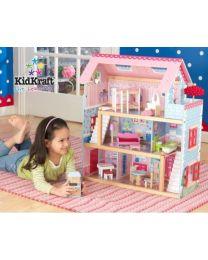 Kidkraft - Puppenhaus Chelsea