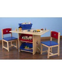 Kidkraft - Tisch- Und Stuhlset Sternchen