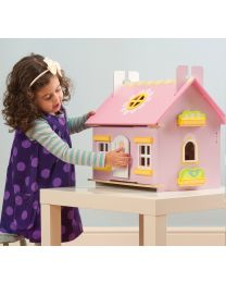 Le Toy Van - Daisy Cottage - Holzpuppenhaus