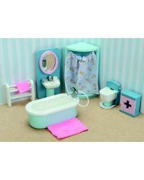 Le Toy Van - Daisylane - Badezimmer - Für Puppenhaus